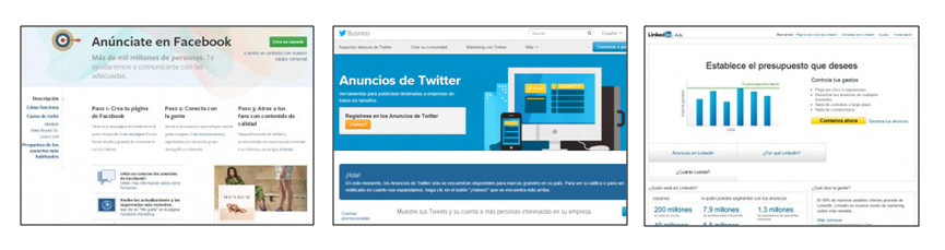 ads redes sociales