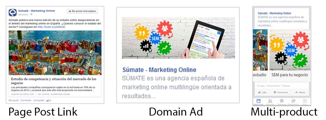 ejemplos publicidad facebook