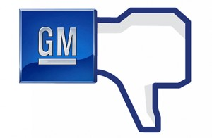 General Motors vs Facebook