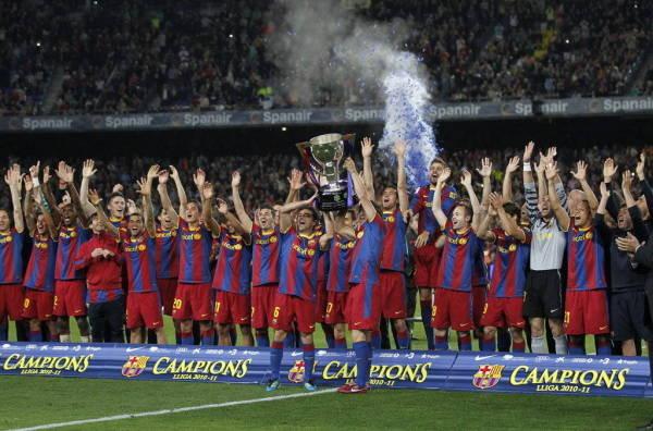 Celebración Barcelona