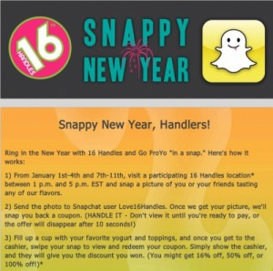 Snappy New Year