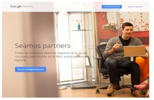 google partner landing