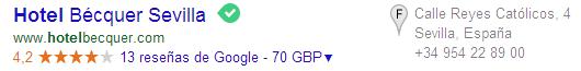 Búsqueda en Google 5