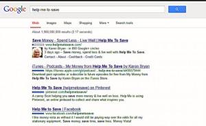 Google foto Authorship resultado búsqueda