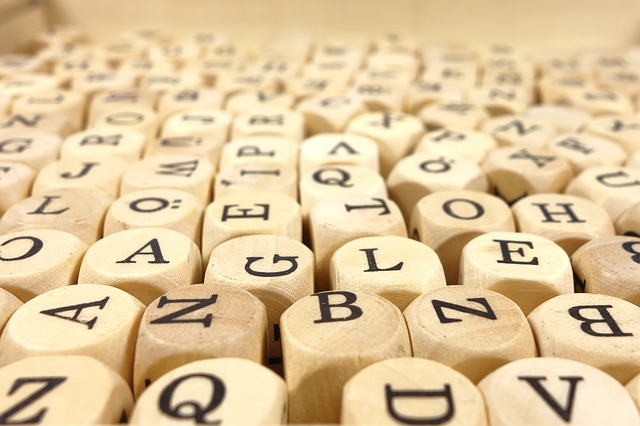 Dados y letras