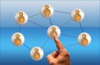 Selección dentro de una red