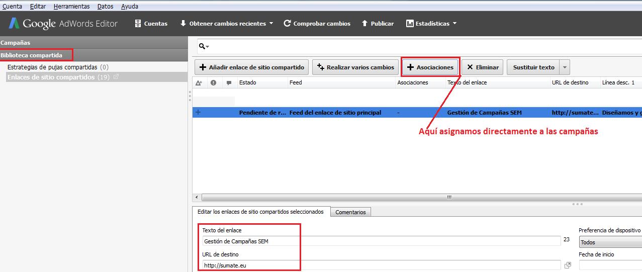 adwords editor-biblioteca